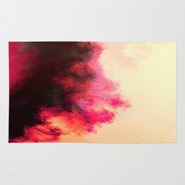 Painted Clouds II Rug
