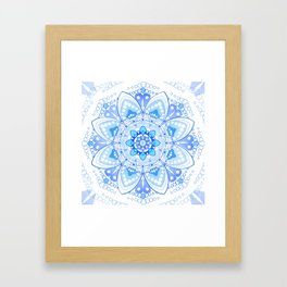 Mandalas Framed Art Print