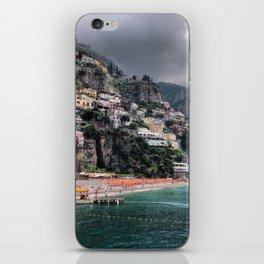 Positano Italy iPhone Skin