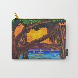 Maui Banyan Bliss Carry-All Pouch