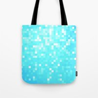 turquoise Tote Bags featuring turquoise by 2sweet4words Designs