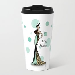 I love Mint Chocolate Travel Mug