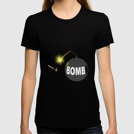 Bomb and Match T-shirt