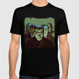 Famous Monsters Gang T-shirt