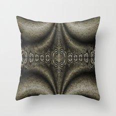 Stone Patterns Throw Pillow