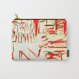 l'esprit de feu by Johnny Otto Carry-All Pouch