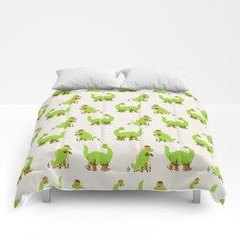 Scootasaurus Comforters