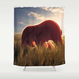 Aca Shower Curtain
