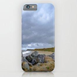Rocky seascape iPhone Case
