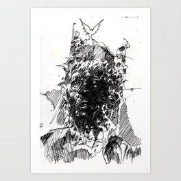 Bizzarro Apocolypse Art Print