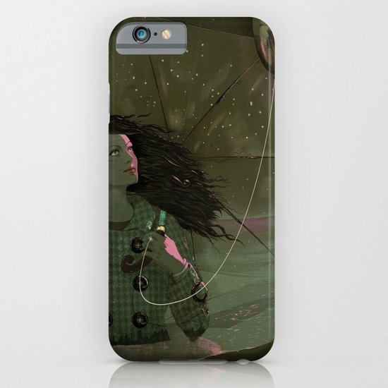 WILD WILD SEA iPhone & iPod Case