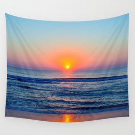 kill devil sunrise Wall Tapestry