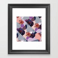 Doses Framed Art Print