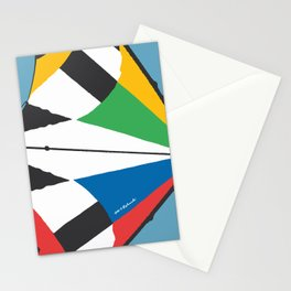 Kite—Sky Blue Stationery Cards