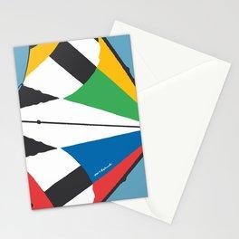 Kite—Sky Blue Stationery Cards