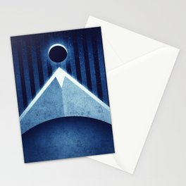 The Moon - The Eternal Light Stationery Cards