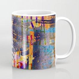 New York City Abstract Artist Gift 3 Coffee Mug