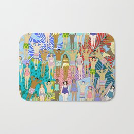 Sun Tan City Bath Mat