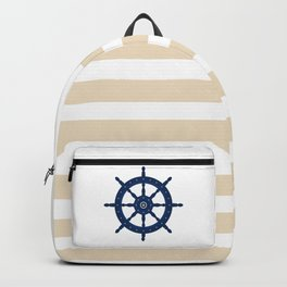 AFE Sapphire  Blue Helm Wheel Backpack