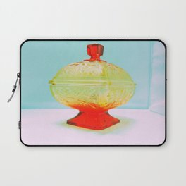 Vintage Candy Dish Laptop Sleeve