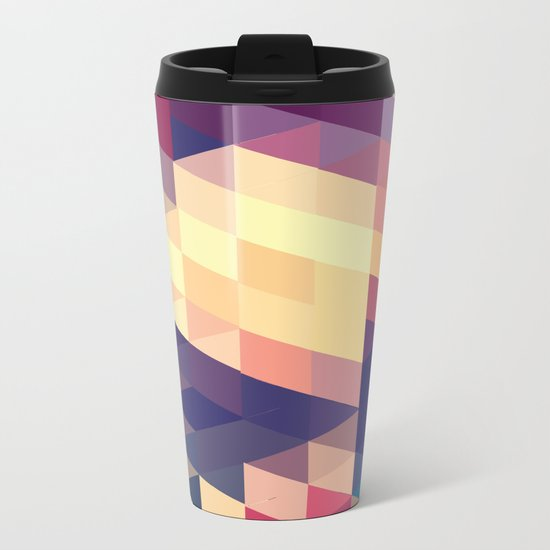 Rock The Party Metal Travel Mug