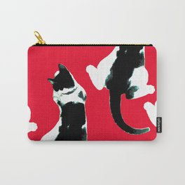 Benji the Cat 7 Carry-All Pouch