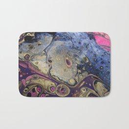 Mystical galaxy Bath Mat