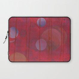reddish sphere Laptop Sleeve
