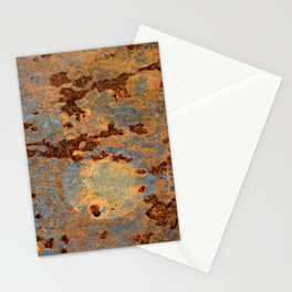 Rusted Reefs Stationery Cards