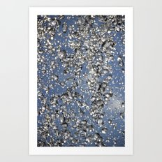 Summer Shower Art Print