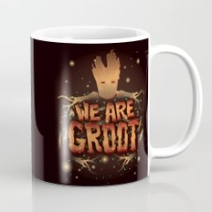 We Are Groot Mug