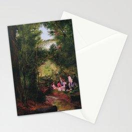Jose Ferraz de Almeida Júnior - Pic-nic in Rio das Pedras Stationery Cards