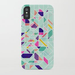 GeoLine iPhone Case