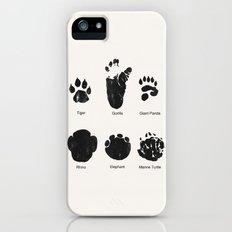 Animal Track iPhone (5, 5s) Slim Case
