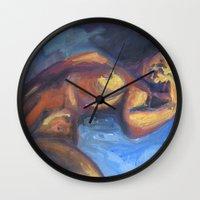 musa Wall Clocks featuring Musa RA1 by Ziuhtei Erdmann