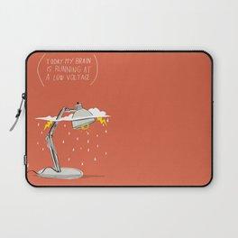 LOW VOLTAGE Laptop Sleeve