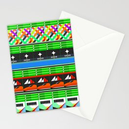 NEX GEN GREEN Stationery Cards
