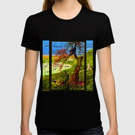 THE MAN IN THE TREE T-shirt