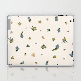 Orchid Statue Laptop & iPad Skin