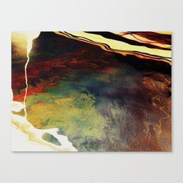 Fluid4 Canvas Print