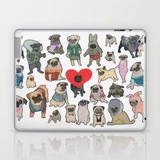 Pugs Laptop & iPad Skin