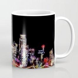 Zilker Park Trail Of Lights - Graphic 1 Coffee Mug