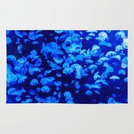 Sea of Jellyfish Rug