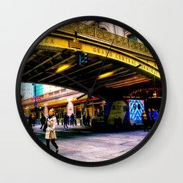Grand Central terminal.. Wall Clock