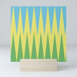 Abstract SD Mini Art Print