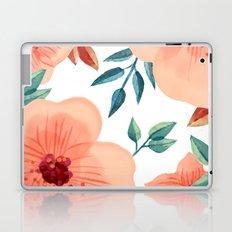 FLOWERS WATERCOLOR 2 Laptop & iPad Skin