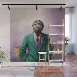 Bradley was a Young Gorilla with BIG Dreams Wall Mural