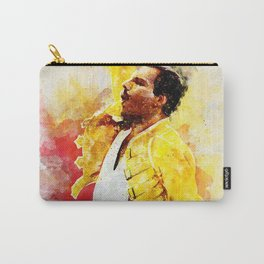Freddie Art Print Carry-All Pouch