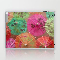 Parasols Tropical Punch Laptop & iPad Skin