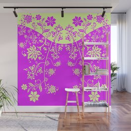 floral ornaments pattern rgip120 Wall Mural
